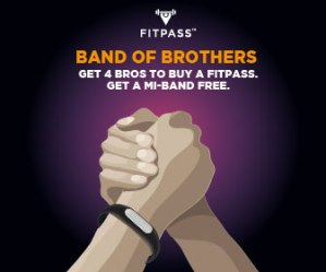 MI-Fitness Band Offer